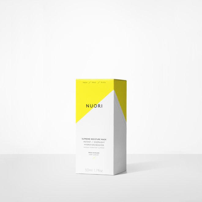 Supreme Hydrating Mask - Droge/gedehydrateerde huid