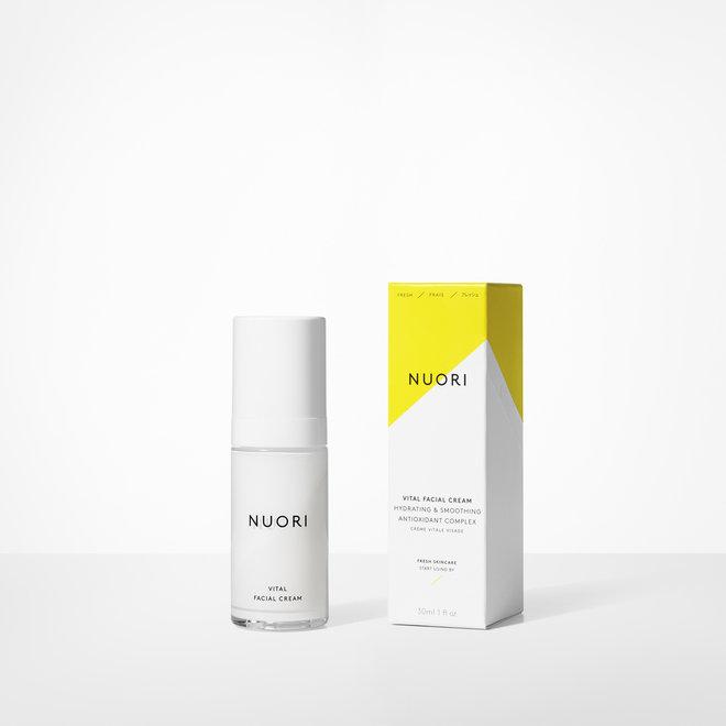 Vital Facial Cream - eerste tekenen van veroudering