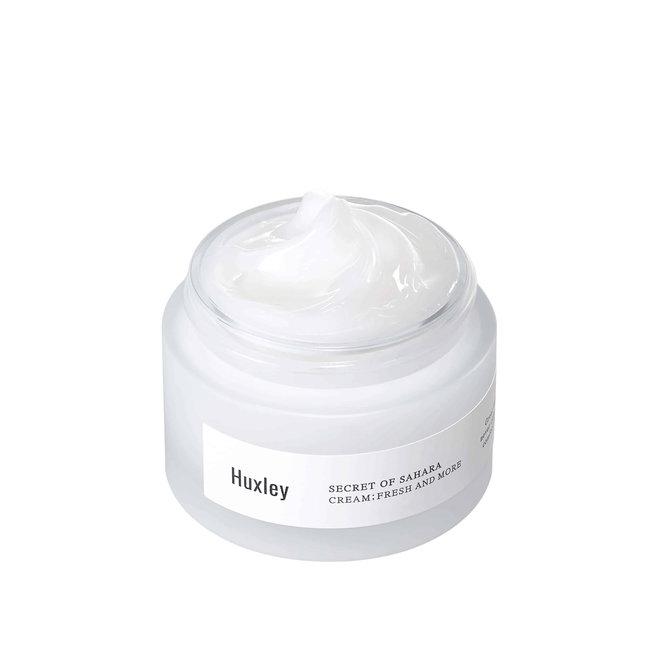 Cream Fresh And More - Vette huid (geltextuur)