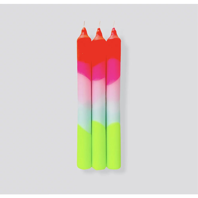 Dip Dye Neon - Lollipop Trees