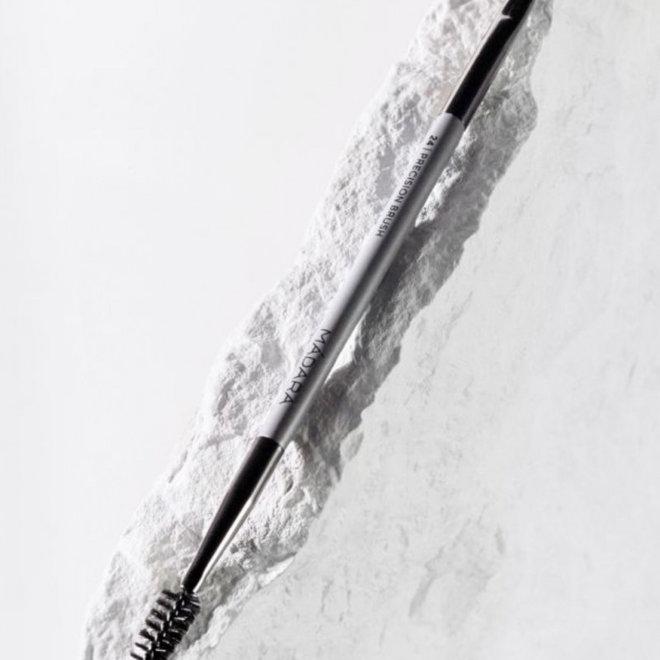 Dual-sided Precision Brush - Wenkbrauwen