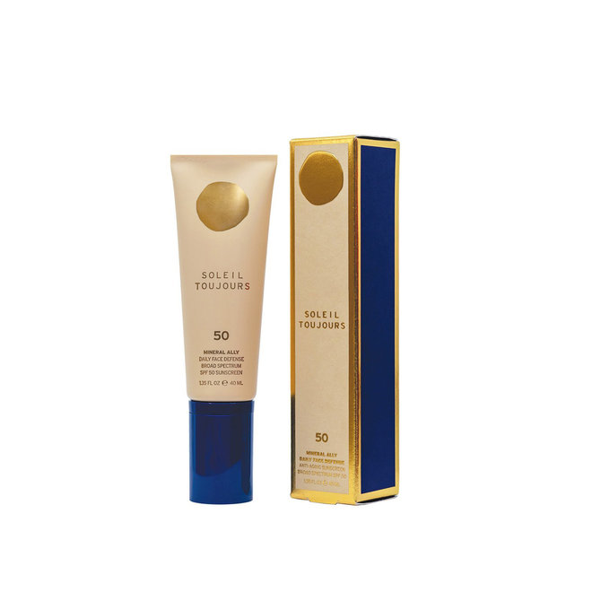 Mineral Ally Daily Face Defense SPF50