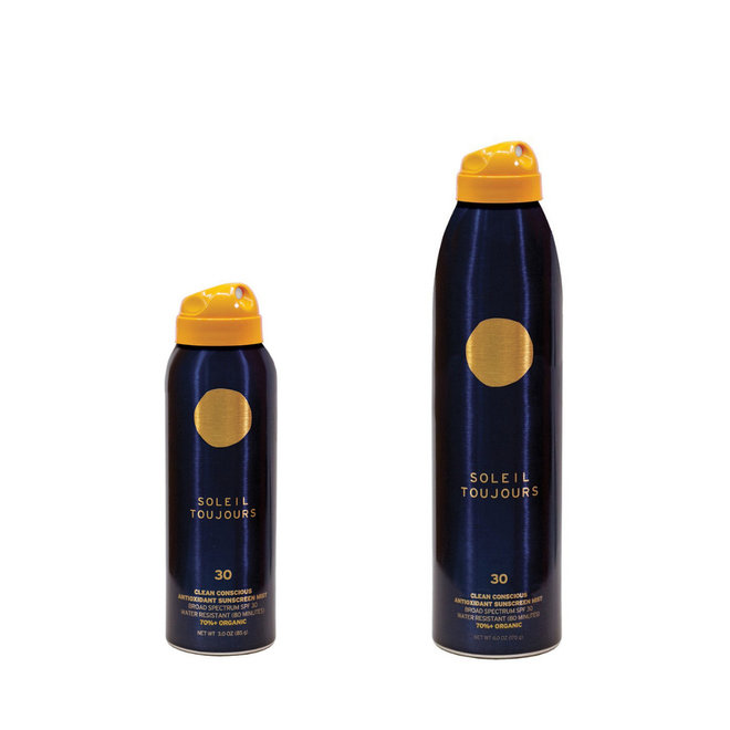 Clean Conscious Antioxidant Sunscreen Mist SPF 30