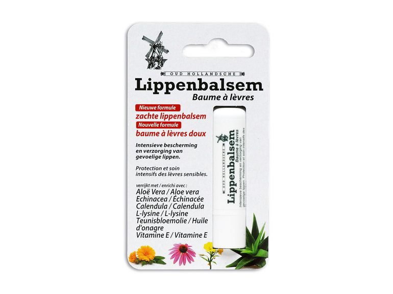 Oud Hollandse Ambachtscreme Lippenbalsem