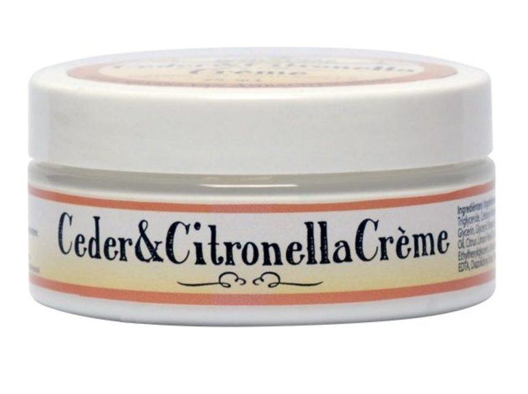Ambachtskroon Ceder & Citronella crème