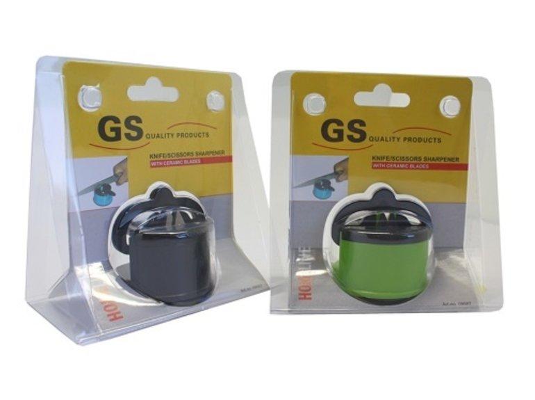 GS Messen/scharenslijper met zuignap
