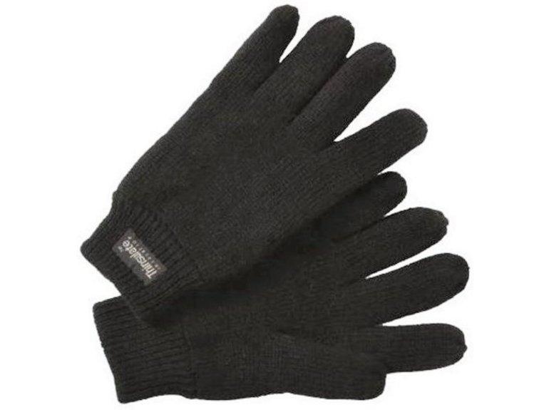 Thinsulate handschoen zwart L/XL