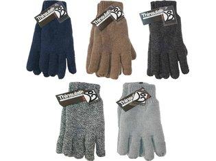 Thinsulate handschoen mix kleur S/M