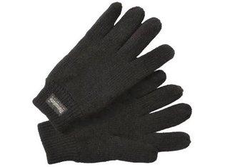 Thinsulate handschoen zwart S/M