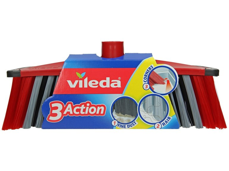 Vileda Binnenbezem  3Action