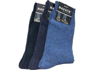Navata herensok 3P 40-46 mar/m-d jeans