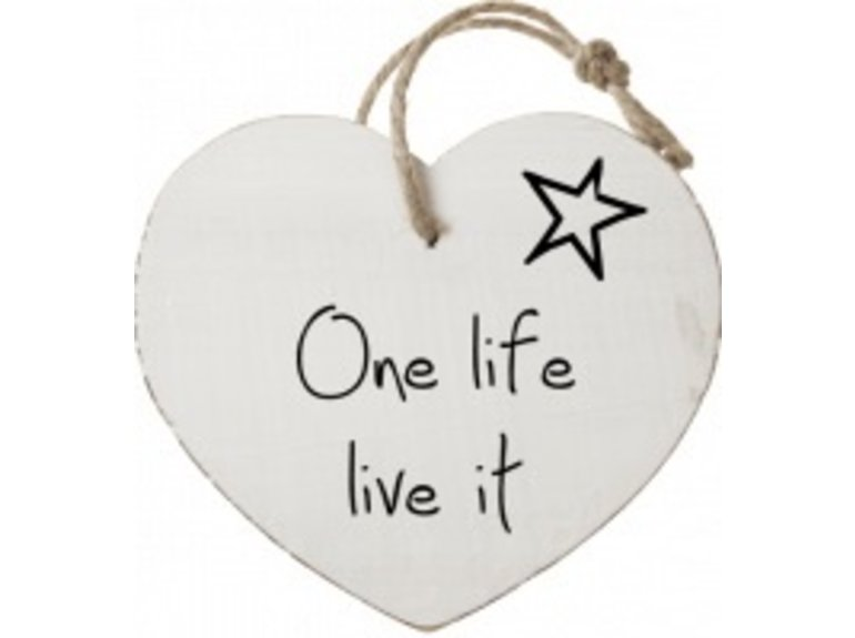 HW One life, live it