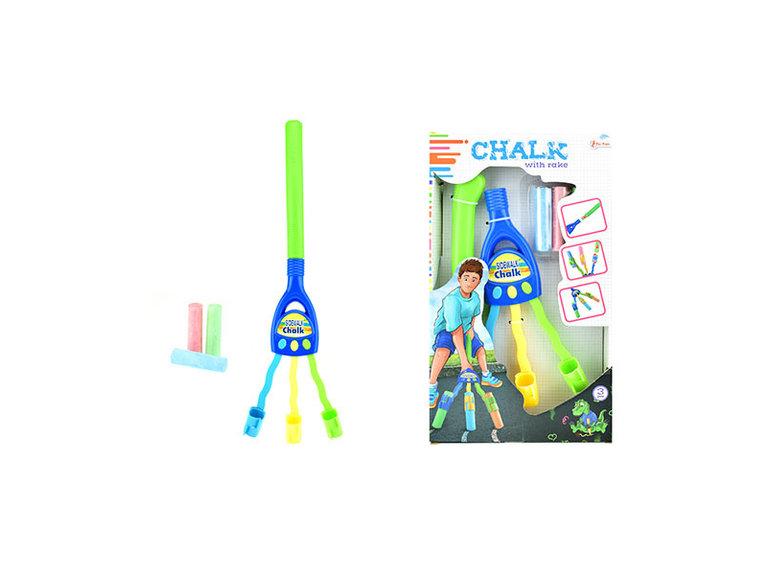 Speelgoed CHALK Stoepkrijthark