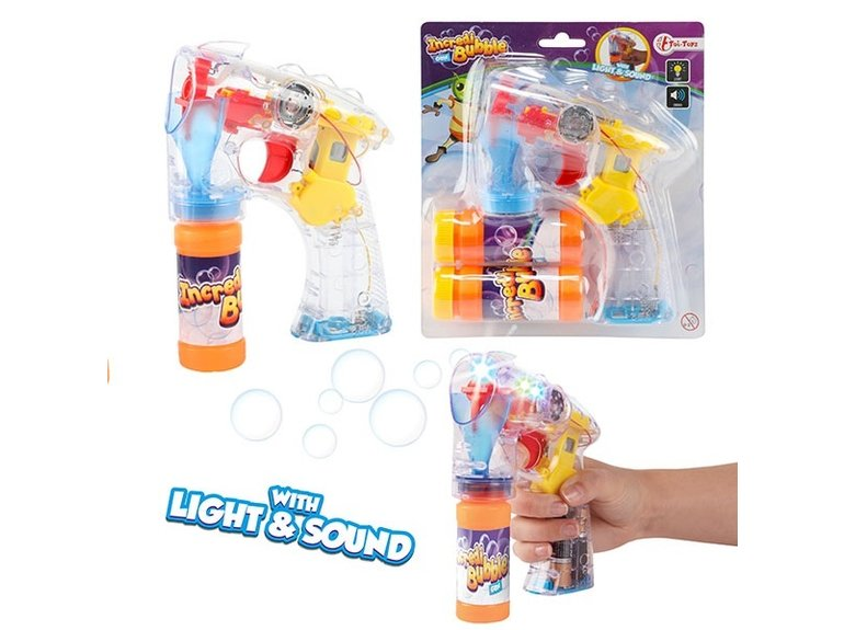 Speelgoed INCREDIBUBBLE Bellenblaaspistool