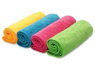 Microvezeldoeken Colors 4-pack