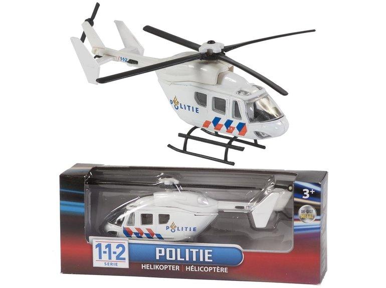 Speelgoed 112 Politie Helicopter 1:43