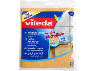 Vensterzeem + 30% microvezels 2pack