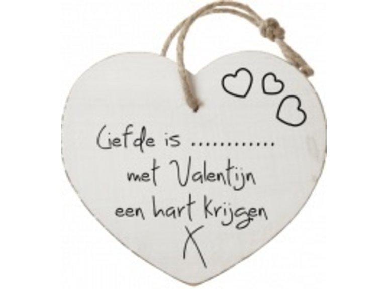 HW Liefde is met Valentijn een….