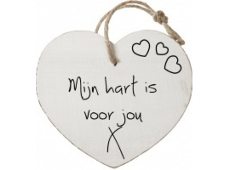 HW Mijn hart is voor jou