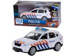 Speelgoed 112 Politieauto+licht/gel.1:43