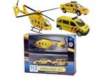 Speelgoed 112 Ambulance Speelset 3 Dlg.