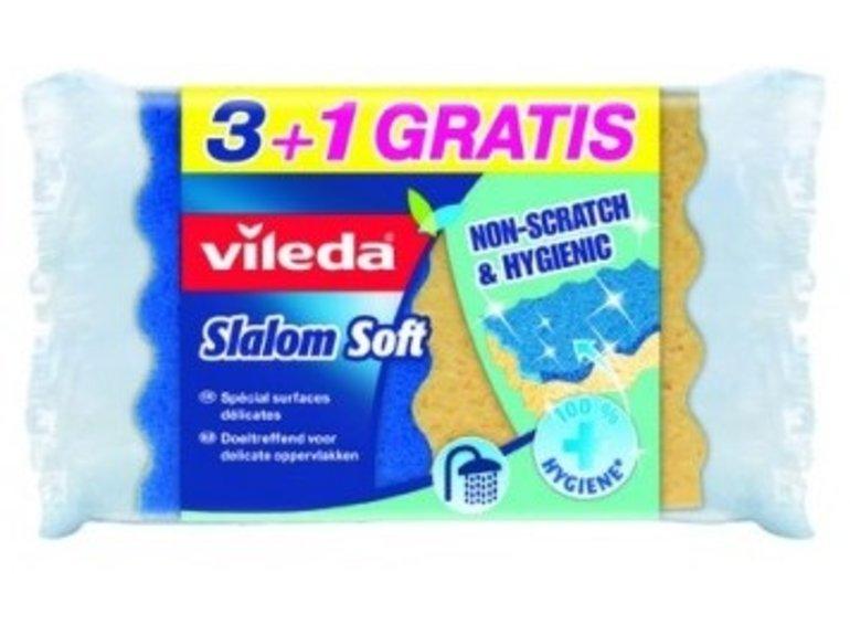 Vileda Slalom soft 3+1