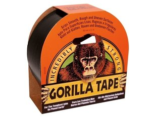 Gorilla 48mm x 32mtr zwart