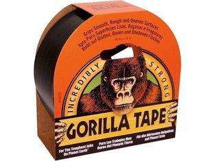 Gorilla 48mm x 11mtr zwart