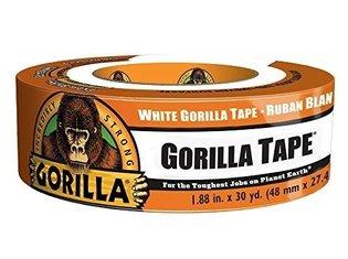 Gorilla 48mm x 27mtr wit
