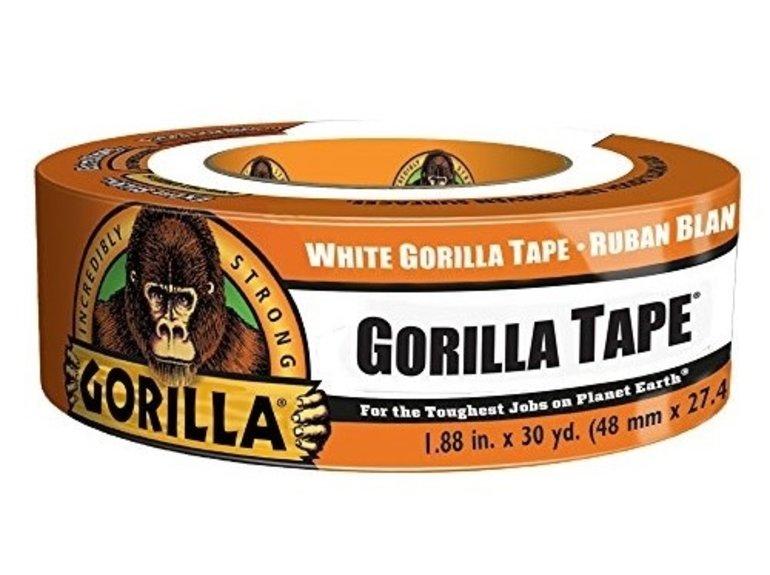 Gorilla Gorilla 48mm x 27mtr wit