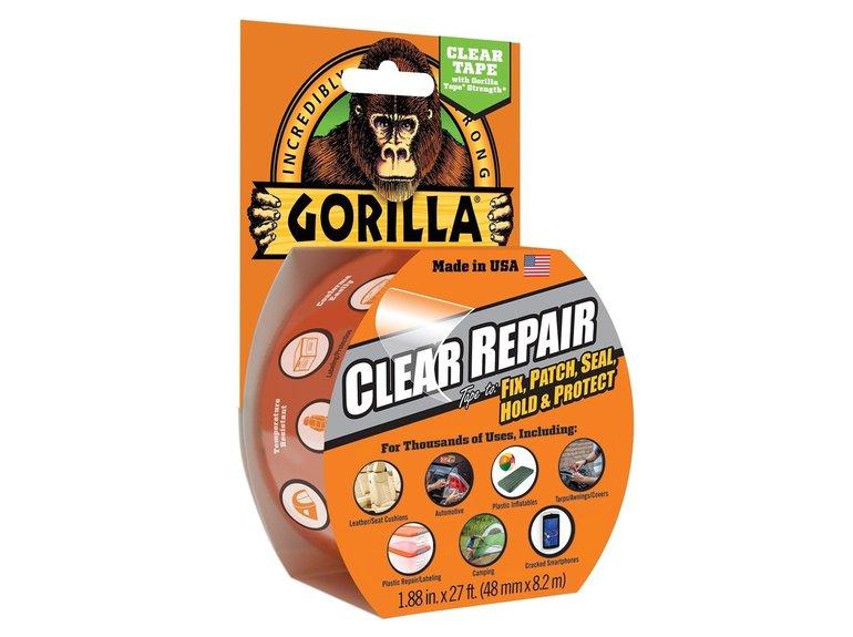 Gorilla Gorilla Clear Repair tape 8,20mtr