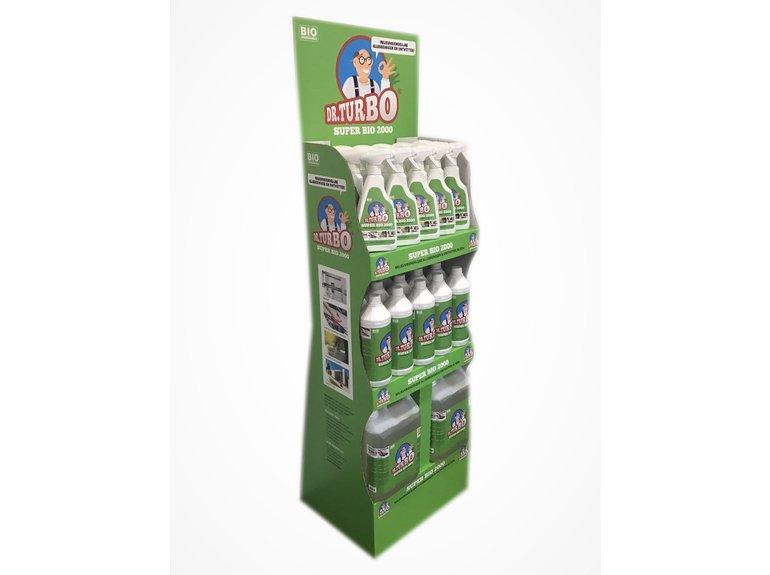 Dr. Turbo Super Bio 2000 Gebruiksklaar 500ml