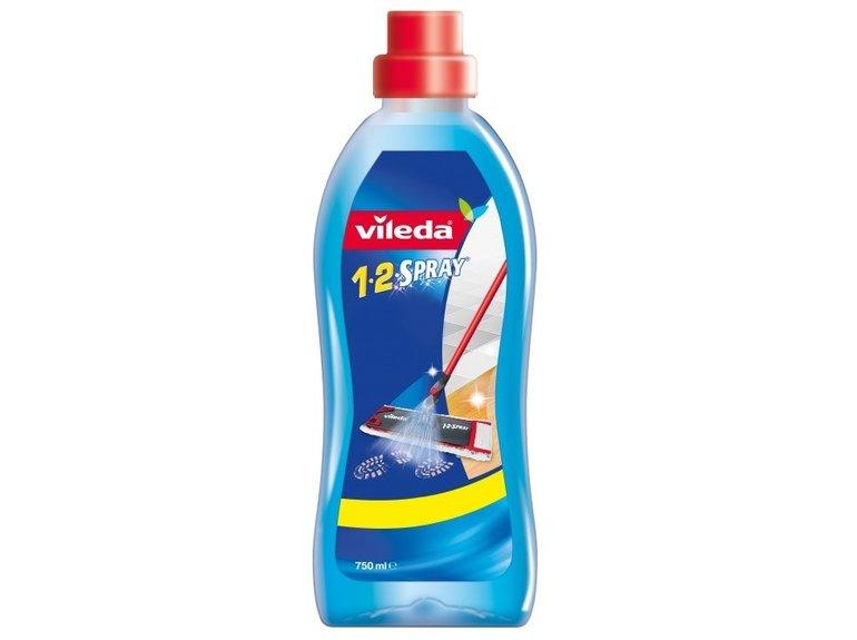 Vileda 1-2 Spray gebrkskl. reinigingsmiddl