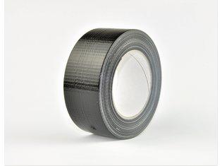 Ducttape zwart 50mm x 50mtr