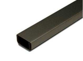 Klik kabelgoot 20x10/15mm antr(7016)
