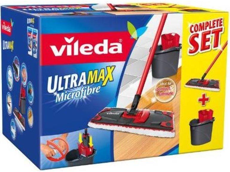 Vileda Ultramax Microfibre Box