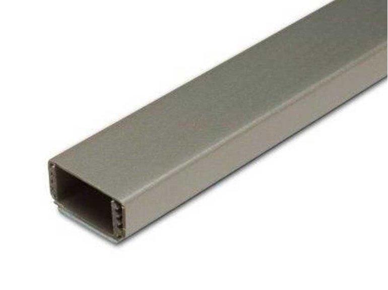 Klik kabelgoot 20x10/15 grijs(9007)