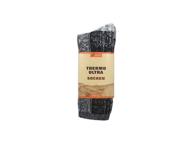 Thermosok Ultra Warm 43-46 1-pack