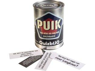 Kletspot - QuizBliQ Puik
