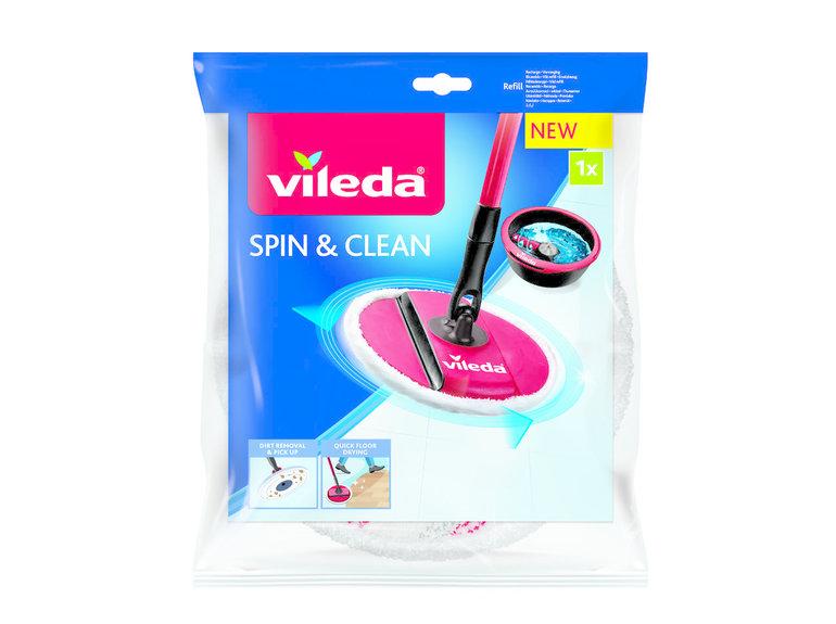 Vileda Spin & Clean vervanging