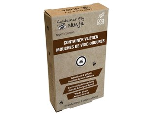 Container Fly Ninja 2-pack NL/FR