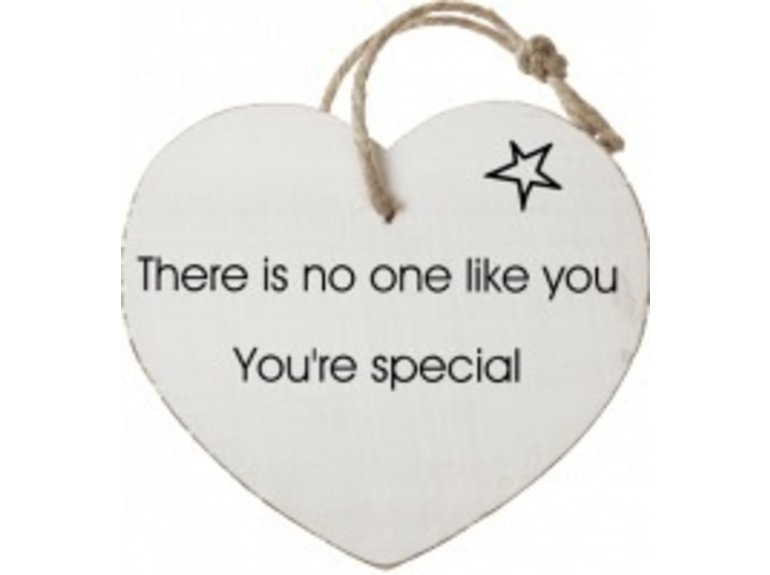 HW There is no one like you