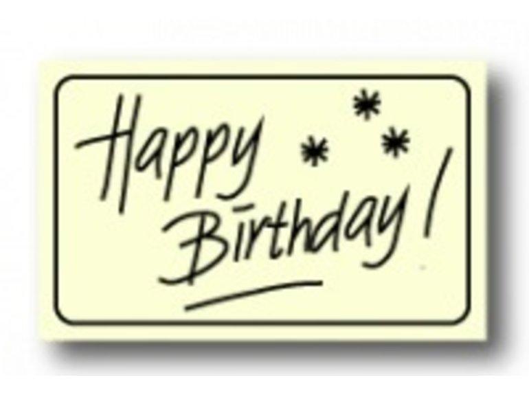 WKK Happy Birthday