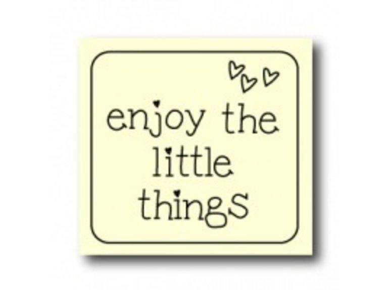 WKG Enjoy the little things
