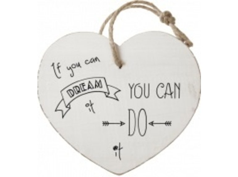 HW If you can dream it…