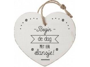 HW Begin de dag met een dansje