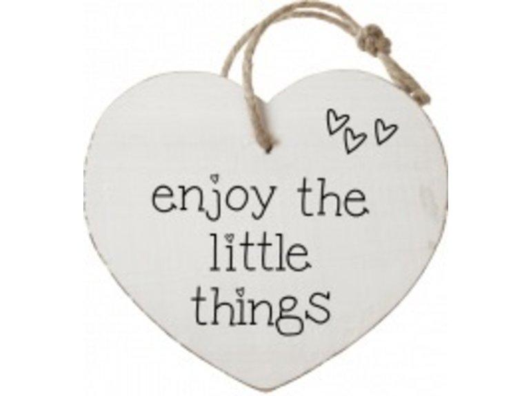 HW Enjoy the little things