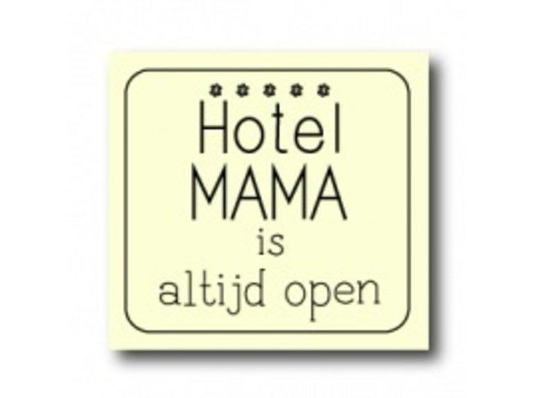 WKG Hotel mama is altijd open