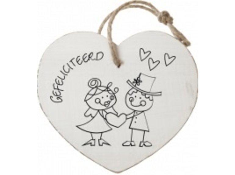 HW Gefeliciteerd (huwelijk)