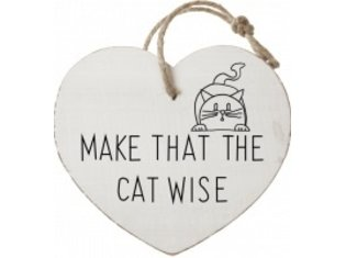 HW Make that the cat wise